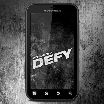 Motorola Defy Wallpaper