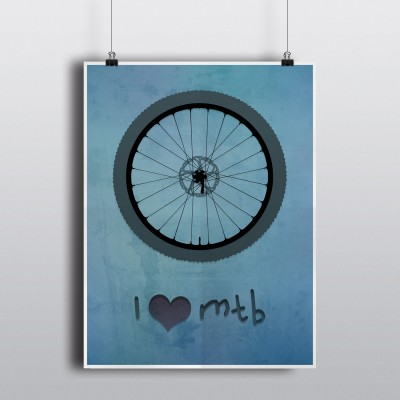Mountainbike Wheel