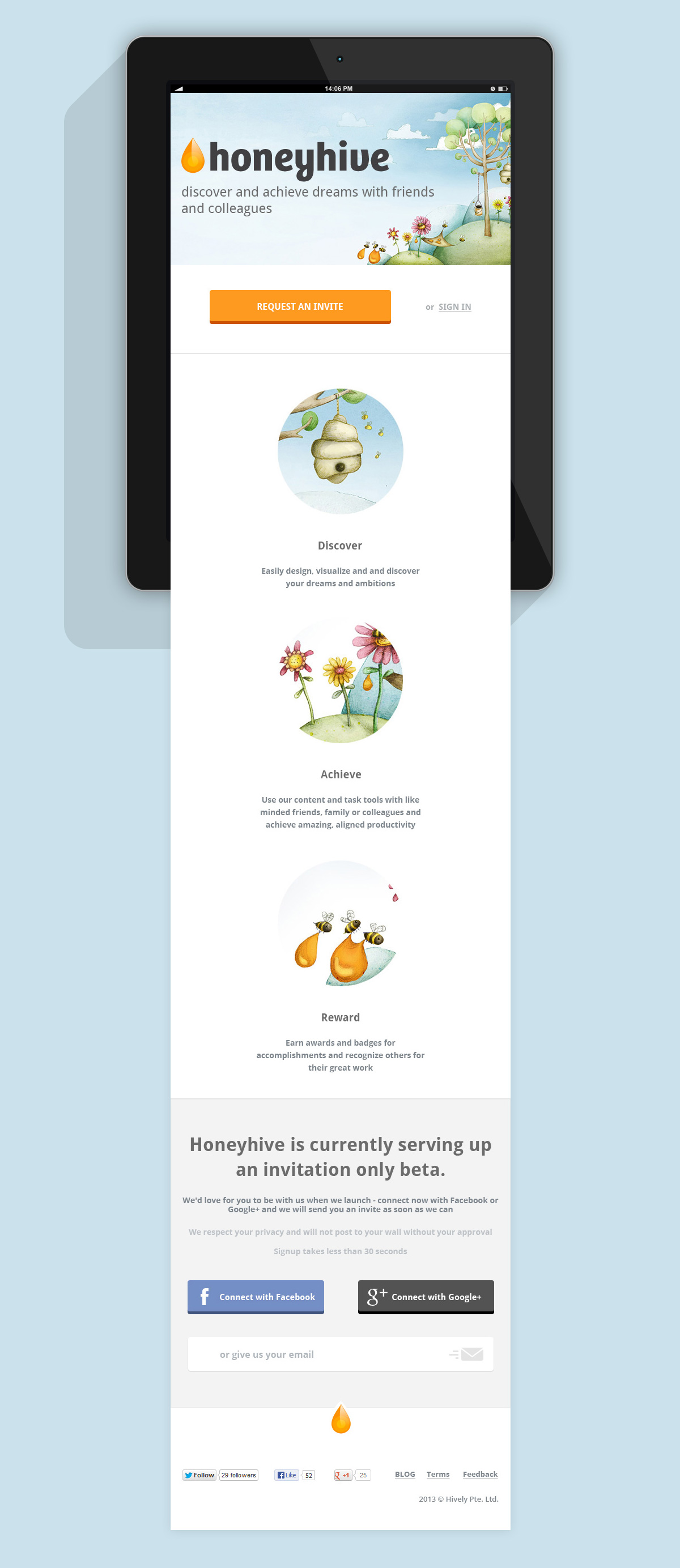honeyhive-tablet-design