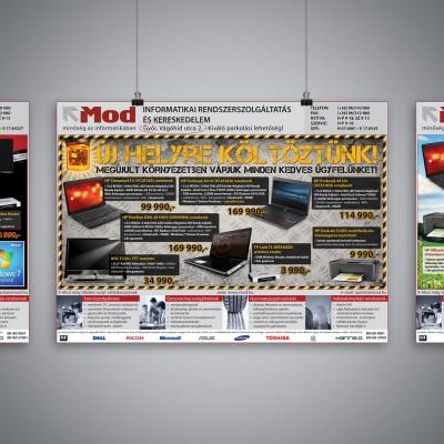MOD ads